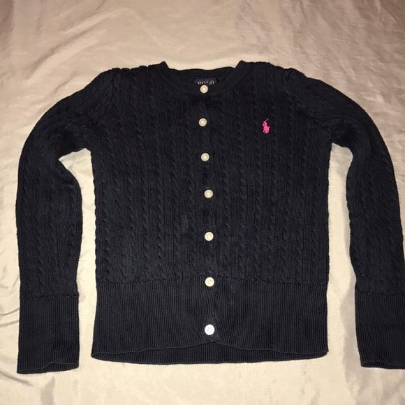 c95e53313cdba Polo by Ralph Lauren Shirts & Tops   Girls Polo Ralph Lauren Cable ...